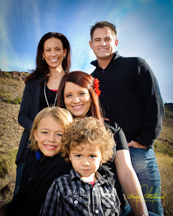 Paul Michael Reklaitis Family Portrait Photographer